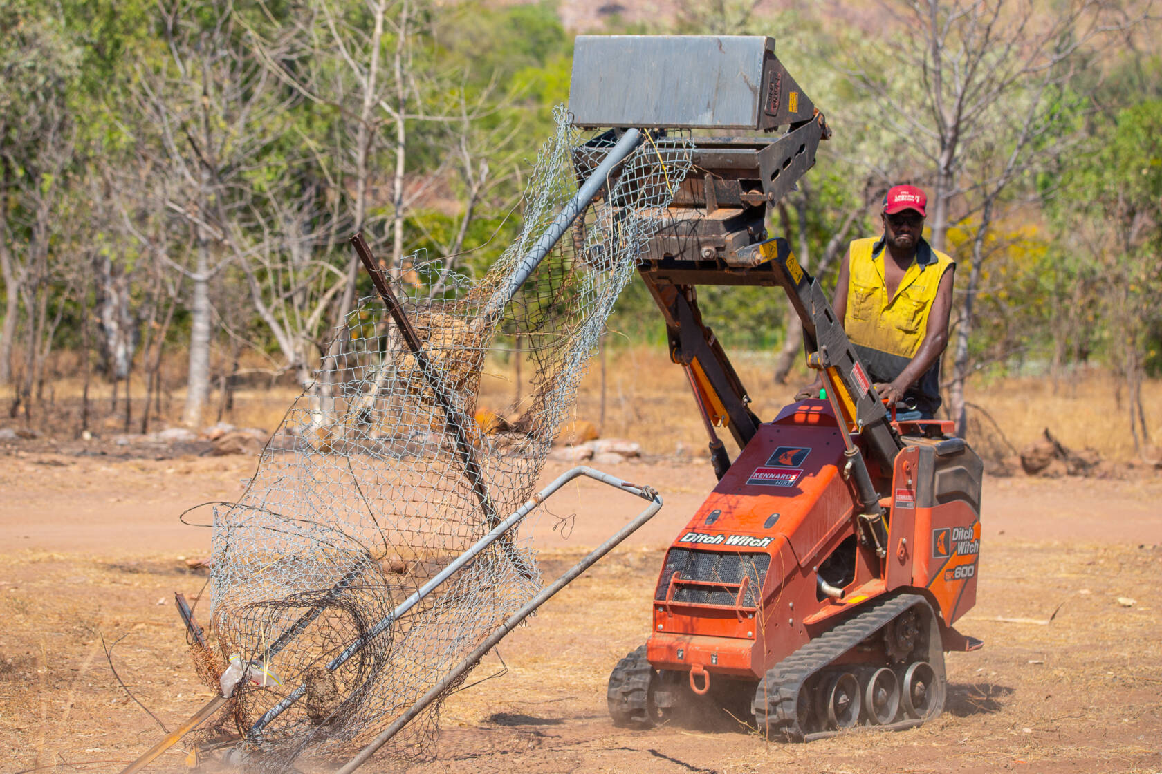 Upgrades to Marralum outstation: Building a strong future